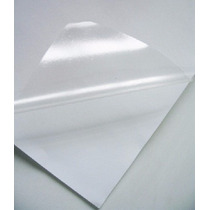 Vinil Adesivo Transparente Para Laser (10 Fls A3)