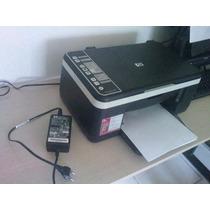 Impressora Hp F4180 Com Cabo Usb E Fonte