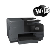 Impressora Multifuncional Hp Officejet Pro 8610 C/ Wi-fi