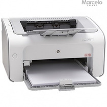 Impressora Hp P1102 Laserjet Mono Usb 2.0 Nf + Frete Grátis