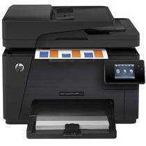 Multifuncional Hp Color Laserjetpro Mfp M177fw Mania Virtual