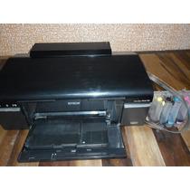 Impressora Fotográfica Epson Stylus Photo T50 Adaptada Bulk