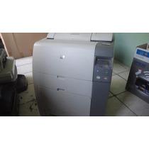 Hp Color Laserjet 4700dtn Com Rede Usada Funcionando