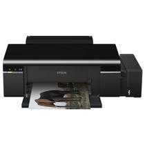 Impressora Epson Tanque De Tinta L800 - Imprime Em Cd E Dvd