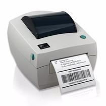 Impressora Zebra Gc420d Térmica Código Barras Etiquetas
