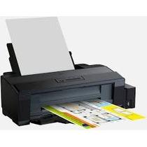 Impressora Epson A3 L1300 Bulk De Fábrica Tinta Sublimática