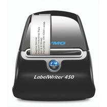 Impressora Dymo 450 De Etiquetas Gratís 700 Etiquetas