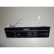 Painel Operador Epson Stylus Tx 430w Com Cabo Flat Original