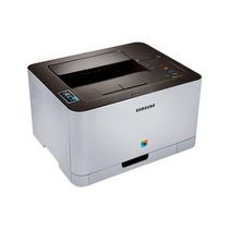 Impressora Laser Color C410w 18ppm/20000 Sl-c410w Samsung