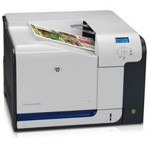 Impressora Hp Cp3525n Laserjet Colorida A4 - Usada