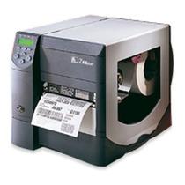 Impressora Codigo De Barras Zebra Z6m Plus Z6 No Estado