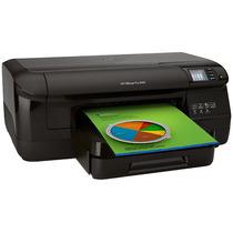 Impressora Jato De Tinta Officejet Pro 8100 + 4 Cartuchos