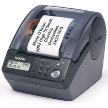 Impressora Termica Etiqueta Codigo Barras Ql650td Brother