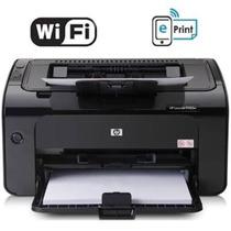 Impressora Hp P1102w Wi-fi Laserjet C/ 2 Toner