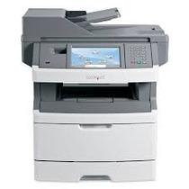 Impressora Laser Multifuncional X464de C/ Cilindro E Toner