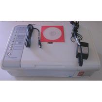 Impressora Multifuncional Hp Deskjet F4280 + Cartuchos