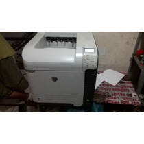 Impressora Hp Laserjet 600 M 603 Usada Funcionando