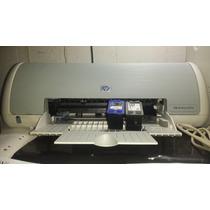Impressora Hp Deskjet 3550 - Revisada - C/cart.+ Acessórios
