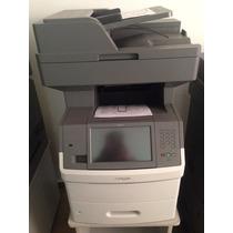 Impressora Multifuncional Lexmark X656 De
