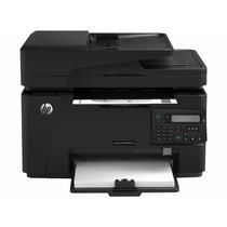 Impressora Laser Hp Laserjet Pro Mfp M127fn 110v