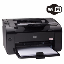 Impressora Hp Pro Laserjet 1102w Wireless 110v