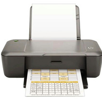 Impressora Colorida Jato De Tinta Hp Deskjet 1000 Bivolt