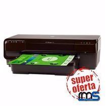 Impressora A3 Hp Officejet Oj 7110 Rede / Wi Fi 33 Ppm