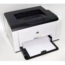 Impressora Laser Colorida Hp Laserjet Pro Cp1025 - 110v