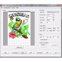 Ekprint Studio 3.7.6 Para Impressora Dtg Epson T1110