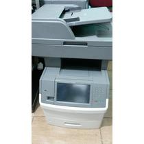 Impressora Multifuncional Lexmark X656 X656de X656dn X656n