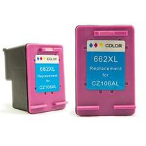 Hp 662 Colorido Compativel | 2515 2516 3515 3516 1516 2546