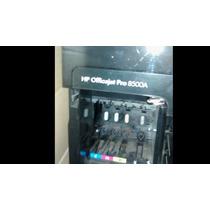 Impressora Usada Hp 8500a Uso De Peças Ou Reparo