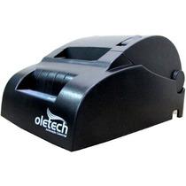 Impressora Térmica Paralela Cupom Não Fiscal 57mm Oletech