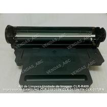 Kit Lamina Limpeza Unidade Imagem Clt-r409 Clp-315 Clx3175