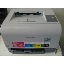 Impressora Laser Color Samsung Clp300 Impressão Falhando