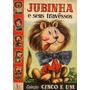 Coleção Com 3 Livrinhos De Histórias Infantis - Anos 60