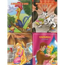 Coleção 8 Livros Clássicos Encantados Kit 2