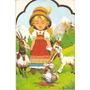 Livro Infantil - Heidi- Bom Estado, Ilustrações A Cores