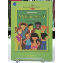 Livro - O Clube Dos 7 - Brincando Na Rede Vol 4 - Heloisa P.