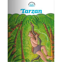 Tarzan - Capa Dura Grande Cod483
