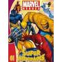 Marvel Heroes 2vol. Atividades Homem Aranha... Cod514 E 515