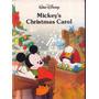 2491 Natal Do Mickey, Original Da Disney, Livro Com 96 Pgs D