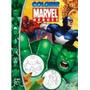 Coleção Marvel Heroes Livro Para Colorir Hulk Cod509