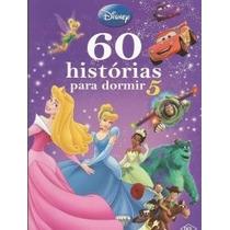 Livro 60 Histórias Para Dormir 5 Frete Grátis Me