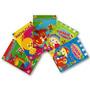 Kit Com 5 Livros De Atividades Infantins - Educativo