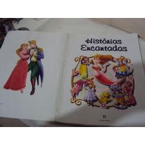 Livro Infantil Histórias Encantadas Ciranda Cultural