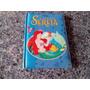 Livro A Pequena Sereia Disney Brimar Ano 1998