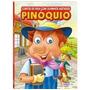 Livro Infantil Contos De Fada Olhinhos Agitados - Pinóquio