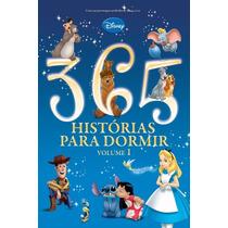 Livro 365 Histórias Para Dormir Disney - Vol.1 - 368 Páginas