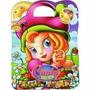 Maleta Infantil Cindy E Sua Turma 8 Livros Disney+cd Brinde